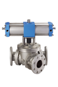 Y Type 3 way Diverter Valves