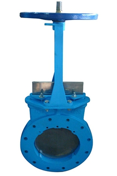 Manualknife gate valves