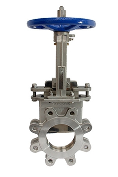 Manualstainless steel knife gate valves