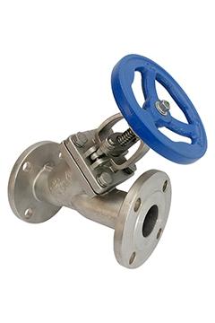 Stainles steel Y type Globe valves