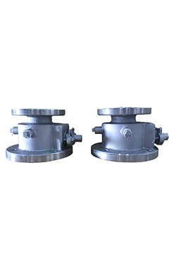 Ball type bottom valves
