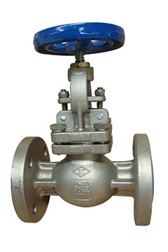 Globe valves PN40