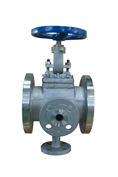 Full jacket globe valves