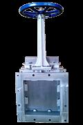 Manualsquard knife gate valves