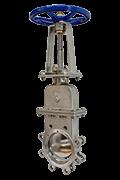 Manualsealed knife gate valves