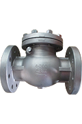 Swing check valves 300#