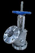 Y type flush bottom tank valves(Lowering Disc Type)