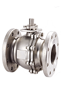 Stainless steel ball valves PN16